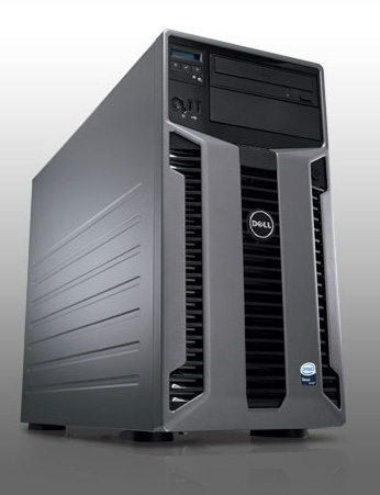 Сервер Dell PowerEdge T610