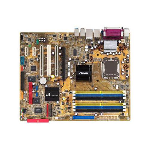 асус п5б поддерживаемые процессоры того