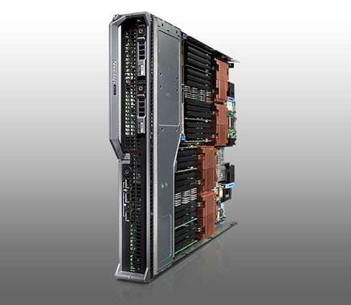 Блейд-сервер Dell PowerEdge M910
