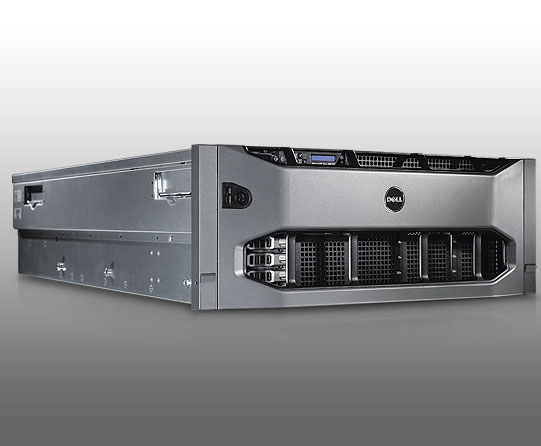 Сервер Dell PowerEdge R910